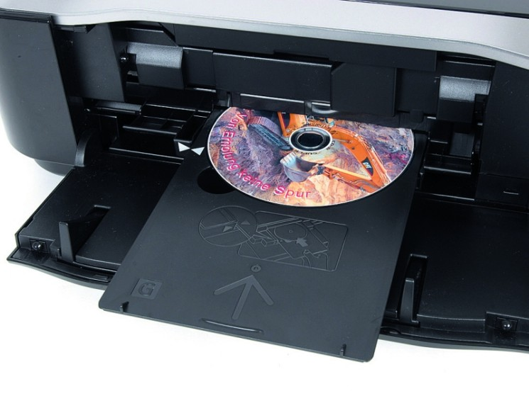 Test: Tintenstrahldrucker Canon Pixma iP4600 - COMPUTER BILD