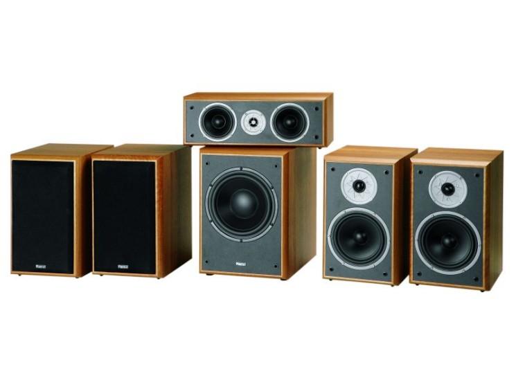 5 1 heimkino lautsprecherset magnat monitor supreme im. Black Bedroom Furniture Sets. Home Design Ideas