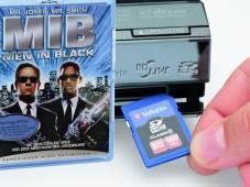 BD-Live funktioniert mit dem Panasonic DMP-BD55 nur mit zusätzlicher Speicherkarte.