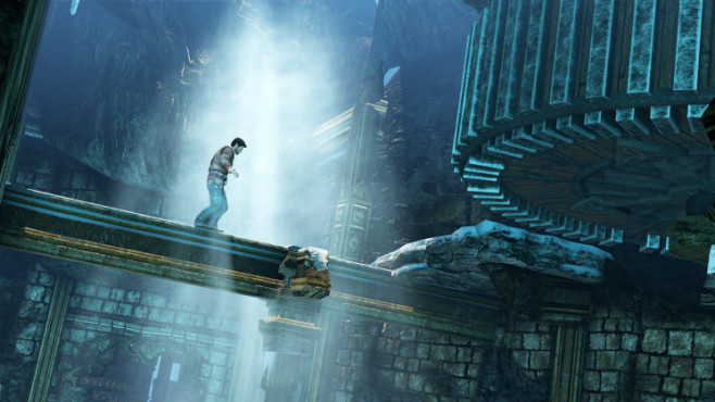 Actionspiel Uncharted 2 – Among Thieves: Höhle