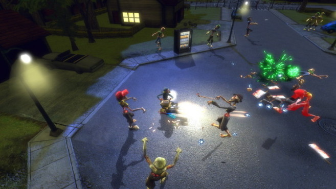 Actionspiel Monster Madness – Grave Danger: Zombies