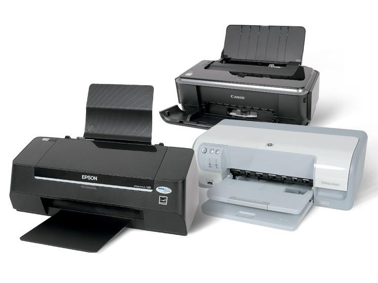 die besten tintenstrahldrucker bis 100 euro computer bild. Black Bedroom Furniture Sets. Home Design Ideas