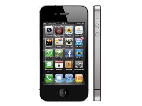 iPhone 4 Akkulaufzeit verlängern ©Apple