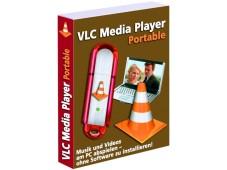 Screenshot PC-Programm VLC Player Portable