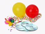 Partytaugliche CDs brennen©Elnur, © kai-creativ - Fotolia