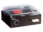 Pearl: Q-Sonic USB-Kassetten- & Plattenspieler