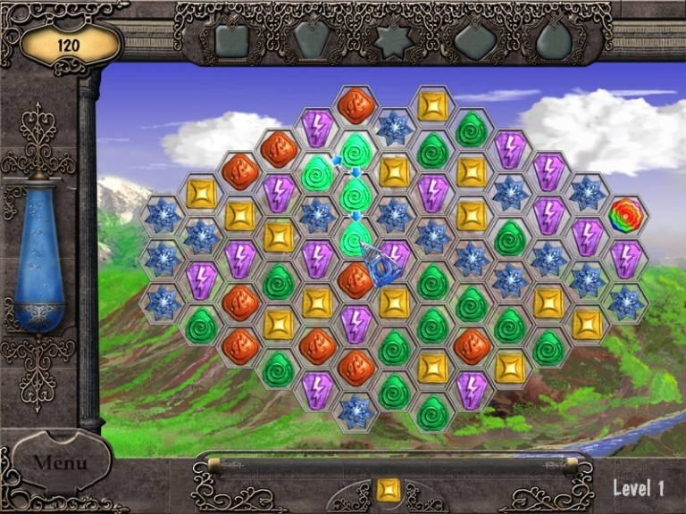 Screenshot 1 - Magic Runes