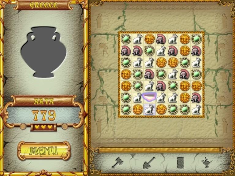 Screenshot 1 - Atlantis Quest