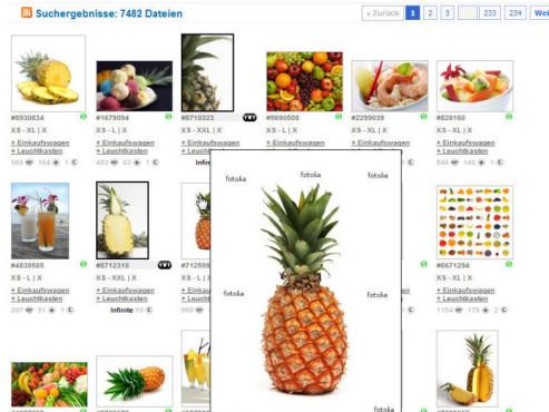Ananas-Bilder