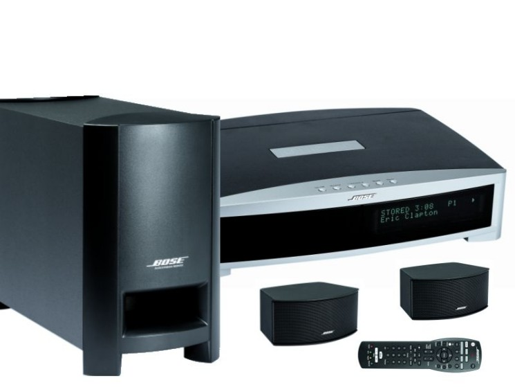test dvd komplettanlage bose 3 2 1 gs series iii audio. Black Bedroom Furniture Sets. Home Design Ideas