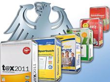 Die besten Steuerspar-Programme Jedes Jahr blüht die Steuererklärung und jedes Jahr bringen die Hersteller neue Programm-Versionen.©Buhl Data, Akademische Arbeitsgemeinschaft, Lexware, USM