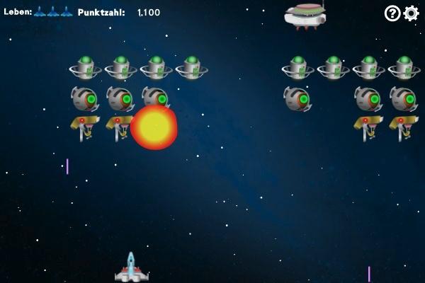 Screenshot 1 - Alien Intruders (Außerirdische Eindringlinge)