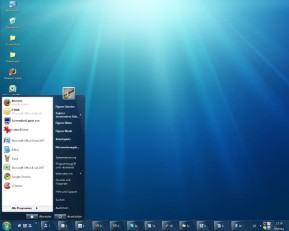 SevenVG Theme for Windows XP