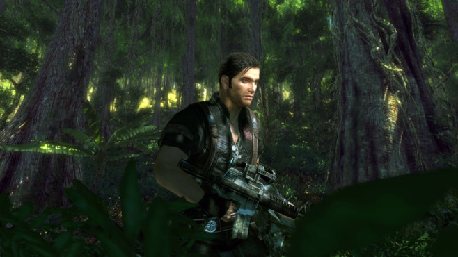 Just Cause 2: Dschungel