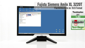 Video zum Test: Fujitsu Siemens Amilo XL 3220T