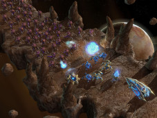 Strategiespiel Starcraft 2: Ansturm