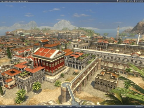 Strategiespiel Grand Ages Rome: Rom