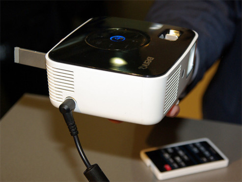 BenQ ED Pocket Projector P1