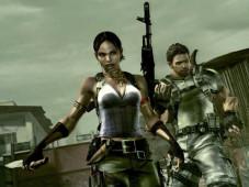 Resident Evil 5: Im Nahkampf setzt Sheva auf ihr Kampfmesser