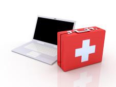 Computer-Wurm Conficker verbreitet sich mit neuer Variante weiter Nur gut geschützte und mit dem Windows-Patch versehene Rechner sind vor dem Conficker-Wurm sicher.©Spectral-Design - Fotolia