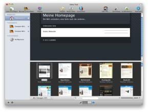 RapidWeaver (Mac)