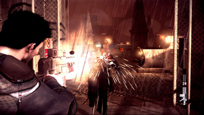 Actionspiel Dead to Rights – Retribution: Gegner