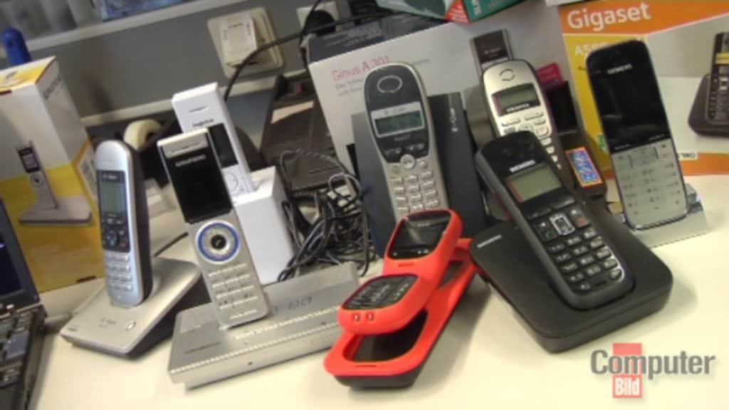 Video: DECT-Sicherheitslücken