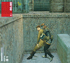 Actionspiel Metal Gear Solid – Portable Ops: Snake