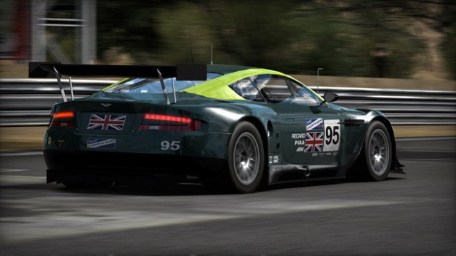 Rennspiel Need for Speed – Shift: Aston Martin