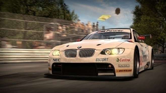 Rennspiel Need for Speed – Shift: BMW M3 GT2