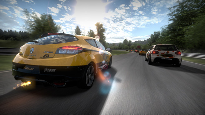 Rennspiel Need for Speed – Shift: Feld
