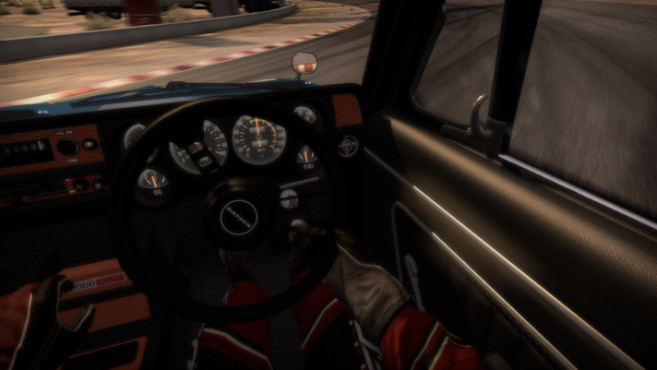 Rennspiel Need for Speed – Shift: Interieur
