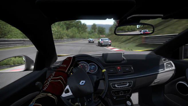 Rennspiel Need for Speed – Shift: Renault