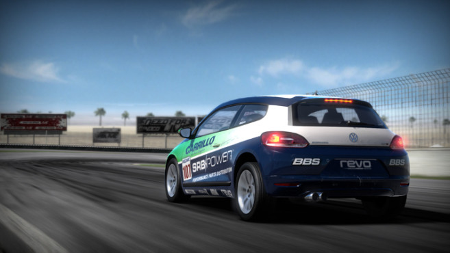Rennspiel Need for Speed – Shift: VW