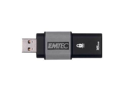 Dexxon Emtec S450AES Professional 16GB: USB-Speicherstift