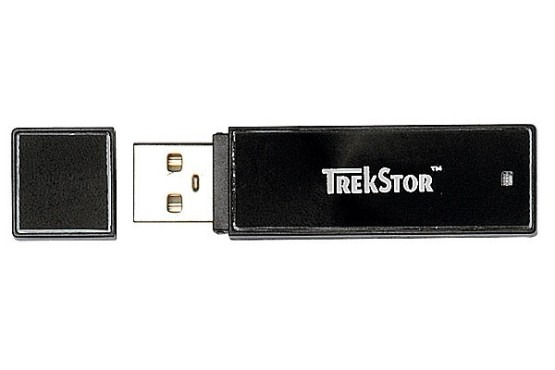 TrekStor USB-Stick QU 16GB