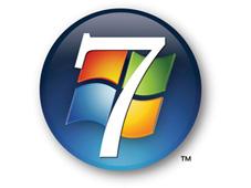 Logo des Betriebssystems Windows 7