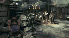 Actionspiel Resident Evil 5: Zombies