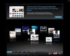 COMPUTER BILD-Bildschirmschoner - Die aktuellen Themen von Computerbild.de auf Ihrem Desktop