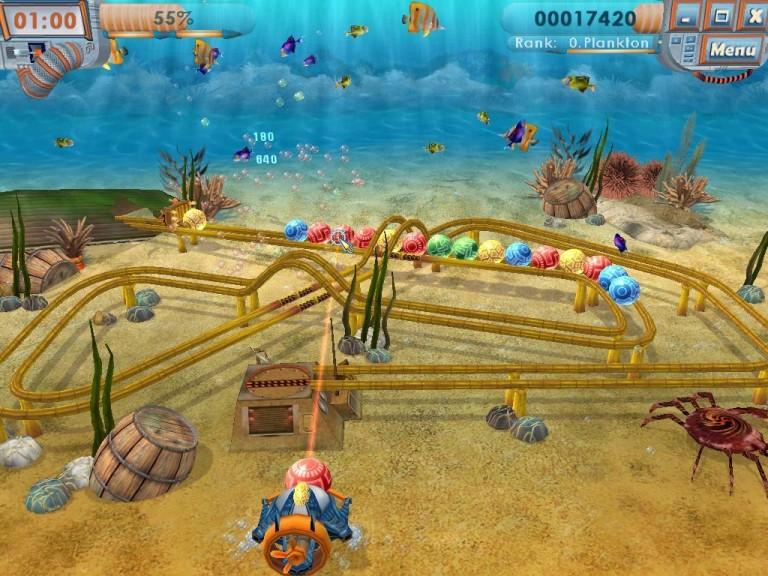 Screenshot 1 - Ocean Quest