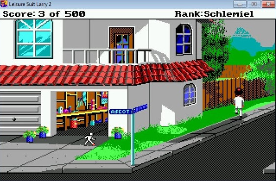 Leisure Suit Larry 2 © Classic Gaming