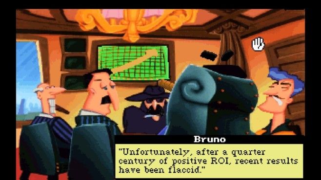 Leisure Suit Larry 5: Passionate Patti Does a Little Undercover Work © The Internet Archive