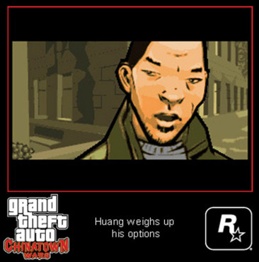 Actionspiel Grand Theft Auto – Chinatown Wars: Huang