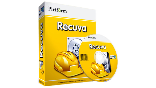 Recuva © Piriform Ltd