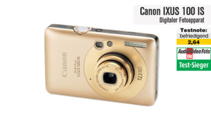 Canon Ixus 100 IS