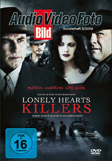 DVD-Cover Lonely Hearts Killers