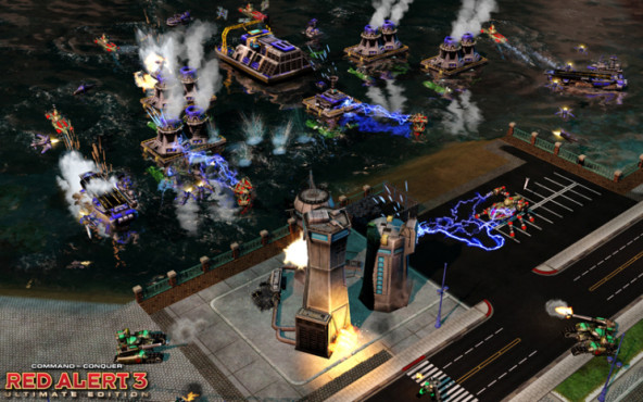 Strategiespiel Command & Conquer  Alarmstufe Rot 3 Ultimate Edition: Angriff