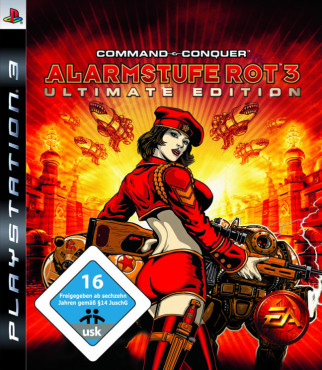 Strategiespiel Command & Conquer  Alarmstufe Rot 3 Ultimate Edition: Cover