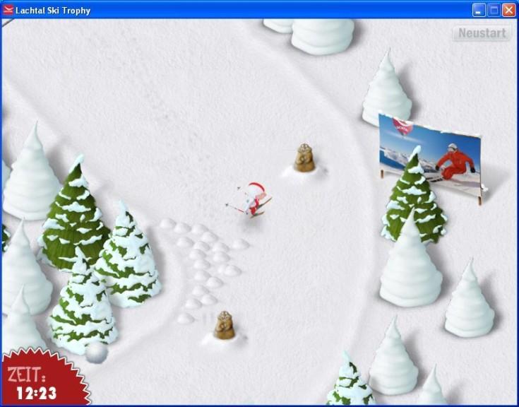 Screenshot 1 - Lachtal Ski-Trophy