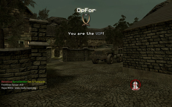 Actionspiel Call of Duty 4: VIP ©Activision